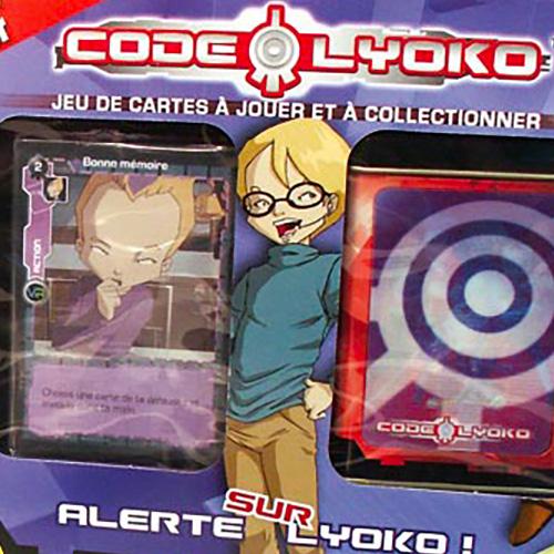 Gamme Code Lyoko