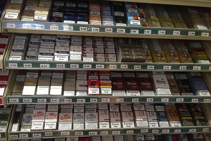 Quel est l'impact du packaging neutre sur les fumeurs ?