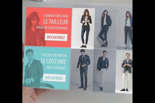 La Poste lance une campagne de marketing direct en réalité augmentée