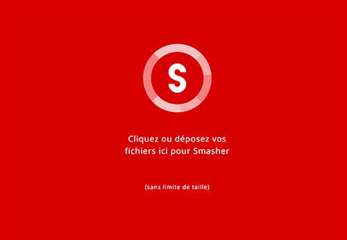 Smash : un outil pour envoyer des fichiers gratuitement (sans limite de taille)