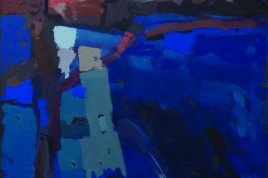 Prochaine exposition de Jacques Caradec