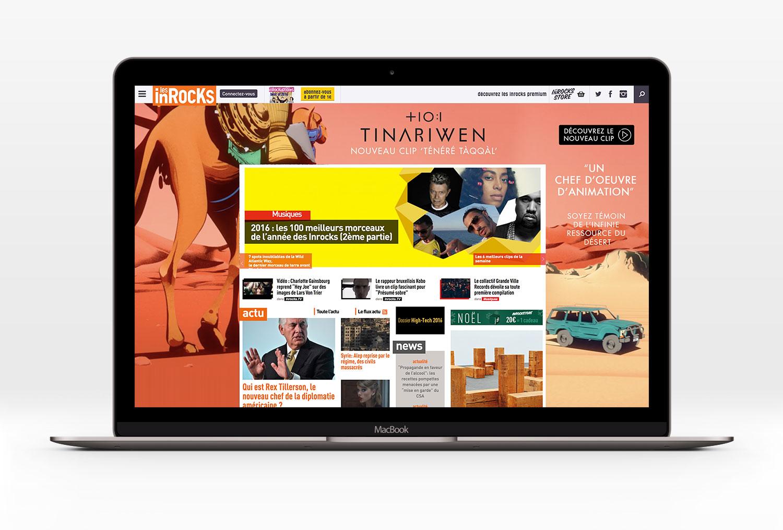Tinariwen digital campain