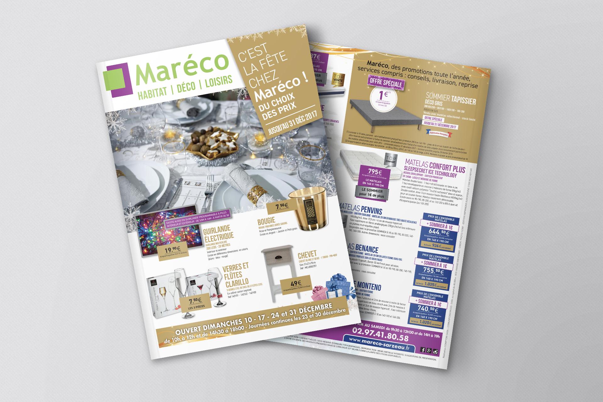 Catalogue Mareco 2017 - Com un poisson