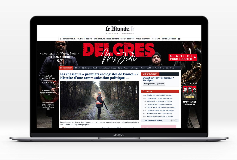 Delgres Skin Graphiste Freelance Comunpoisson Lorient