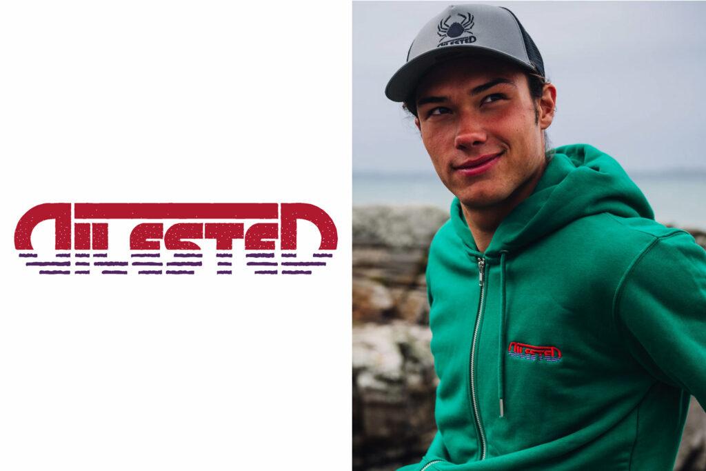 Dilested - Logo - Branding - Com un poisson - Graphiste